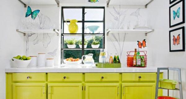 12 cách bố trí thông minh cho những gian bếp chật hẹp