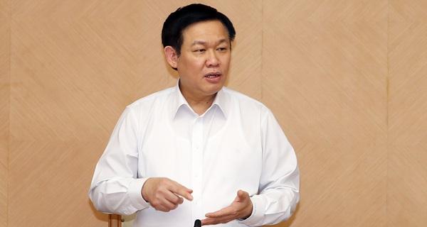 Phó Thủ tướng Vương Đình Huệ: Cần thiết sẽ yêu cầu Thanh tra Chính phủ thanh tra để làm rõ trách nhiệm ai giao vốn chậm