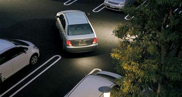 cách lùi xe ô tô