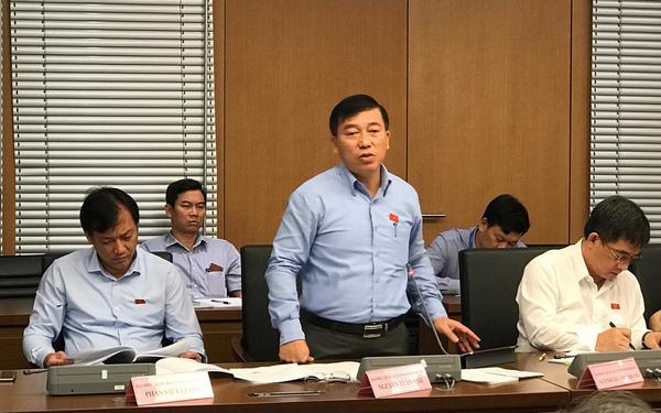 Đại biểu Quốc hội: Nên có mức trần với thẩm quyền tự quyết về quản lý đất đai của Tp. HCM