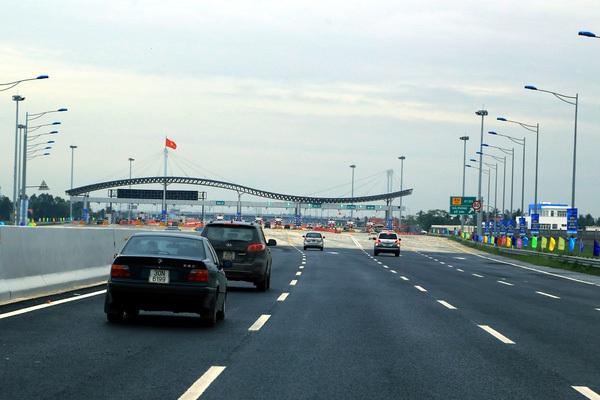 Hải Phòng đề nghị giảm phí trên cao tốc Hà Nội - Hải Phòng