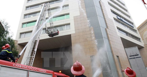 Đình chỉ dự án cao tầng Golden West vì vi phạm về phòng cháy