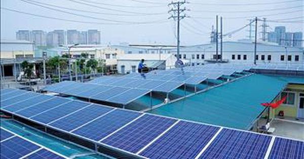 Giá nào cho điện mặt trời?