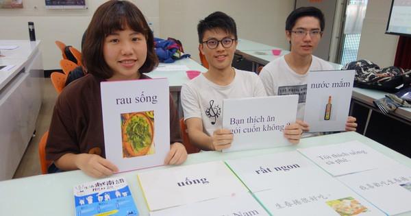 """Vì sao tiếng Việt tạo nên """"cơn sốt"""" ở Đài Loan, Trung Quốc?"""
