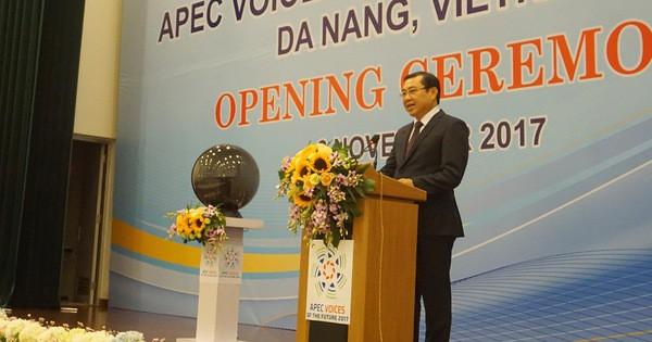 Diễn đàn Tiếng nói tương lai APEC 2017: Với cách mạng 4.0, tương lai thế giới phụ thuộc vào giới trẻ