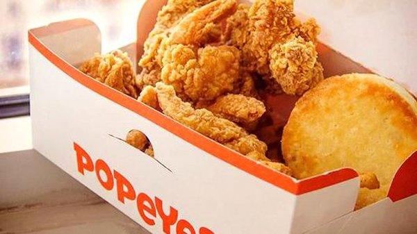 Ông chủ Burger King thâu tóm gà rán Popeyes