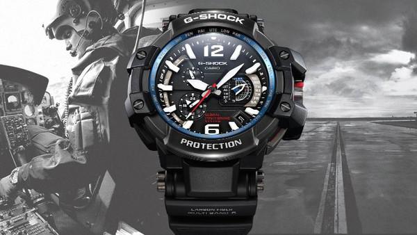 Mẫu đồng hồ Casio chống va đập cực tốt cho các bạn trẻ thích du lịch