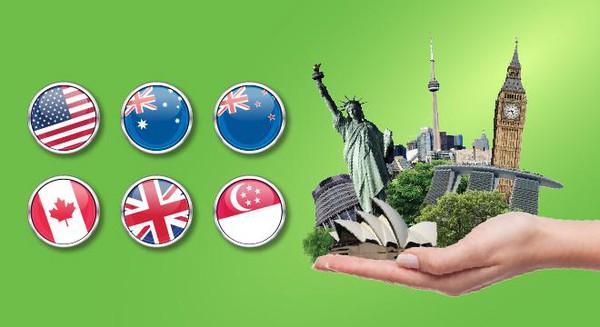 Khám phá cơ hội việc làm sau đại học tại Mỹ, Úc, Canada, Anh,  Singapore và New zealand