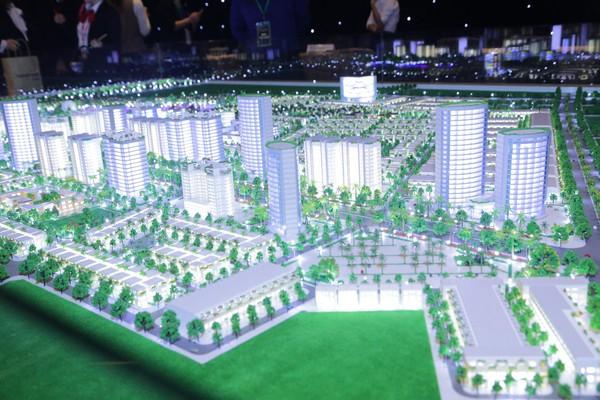 Công bố dự án Đông Tăng Long-Hưng Lộc