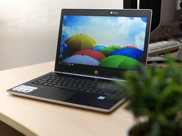 Đánh giá laptop văn phòng HP ProBook 440 G5 với Intel Coffee Lake mới