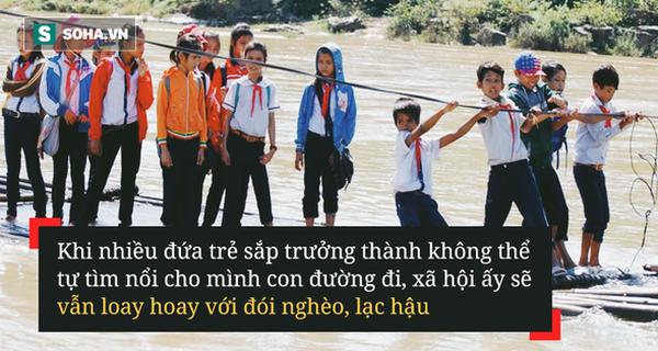 Cha mẹ Việt muốn con cái theo nghề của mình: Hãy nghĩ lại!