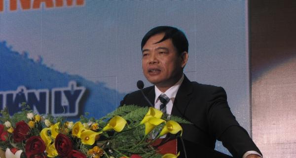 Bộ trưởng Bộ Nông nghiệp và Phát triển Nông thôn: Tôi khẳng định làm nông nghiệp bài bản là giàu