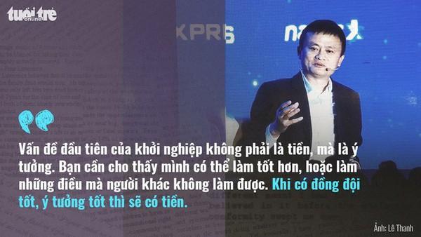 """Từ câu nói của Jack Ma đến sự tiến hóa của truyền thông: """"Chén Thánh"""" marketing thời Internet là gì?"""