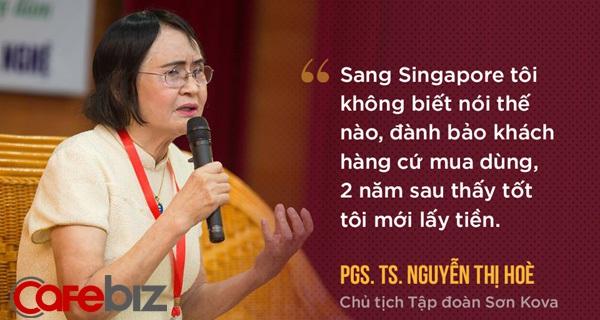 Bị coi thường Việt Nam chỉ có 'hạt điều, tre, nứa', một DN Việt đánh bại các DN top đầu Singapore, thống lĩnh thị trường sơn tại đảo quốc sư tử