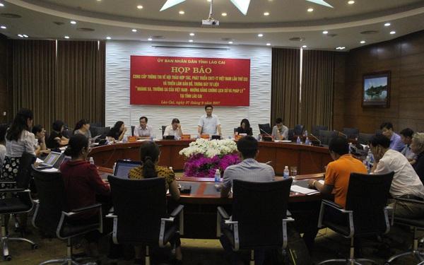 Trước xu thế cách mạng công nghiệp 4.0, Lào Cai mở hội thảo CNTT về Chính quyền điện tử, phát triển đô thị thông minh