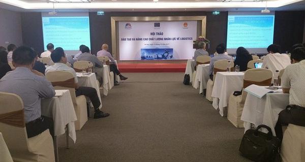 Ngành logistic Việt khát nhân lực do đào tạo thiếu bài bản