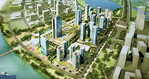 Tập đoàn Lotte được chấp thuận đầu tư dự án gần 1 tỷ USD tại Thủ Thiêm