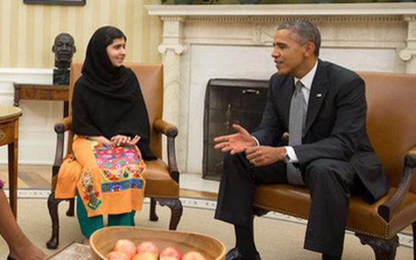 Cuộc sống đáng kinh ngạc, không điện thoại, Facebook của cô gái 17 tuổi giành giải Nobel hòa bình