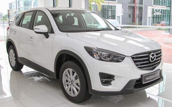 Mazda 3 và CX-5 bùng nổ doanh số, thị phần Thaco tăng vọt trong tháng 10