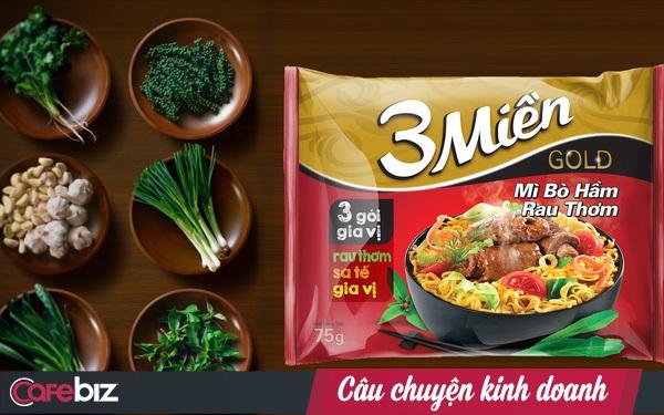 Trong khi người Việt ngày càng chán mì ăn liền, tại sao 3 Miền của Uniben vẫn bán chạy bỏ xa Kokomi, vượt mặt Hảo Hảo chiếm thị phần số 1 nông thôn?