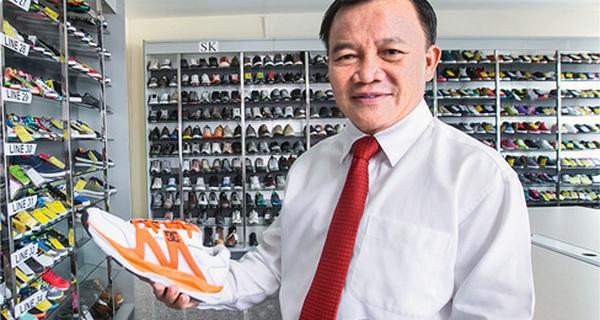 Không được biết đến nhiều như Biti's, nhưng đây mới là doanh nghiệp giày dép hàng đầu Việt Nam