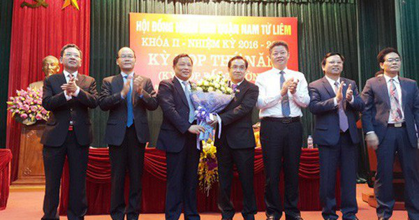 Hà Nội bổ nhiệm hàng loạt cán bộ chủ chốt