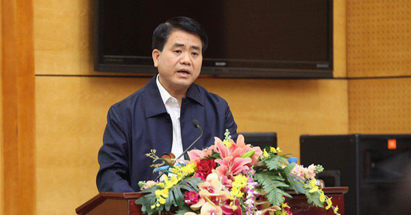Chủ tịch Hà Nội Nguyễn Đức Chung: Xã hội đen lấn chiếm đất bãi sông Hồng xây nhà để bán