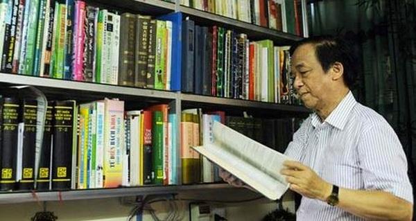 """Bí quyết sống một đời hạnh phúc của GS Nguyễn Lân Dũng: """"Sống khoẻ, Chết nhanh, Ít của để dành, và Nhiều người thương tiếc"""""""