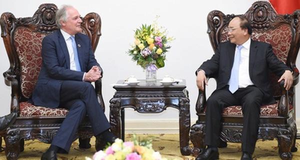 Lần đầu tiên vị trí cao nhất ở Unilever Việt Nam được người Việt nắm giữ