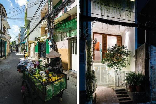 Ngôi nhà ống của đại gia đình trong hẻm nhỏ ấp ủ ý tưởng suốt 10 năm, đổi 3 đội thợ mới hoàn thành ở Sài Gòn