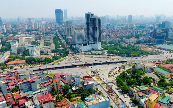 Hà Nội chuẩn bị làm nút giao đường Phạm Hùng với đường nối với đường Lê Đức Thọ