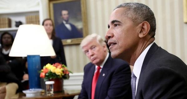 Tổng thống Obama: Tôi và ông Trump có một điểm chung