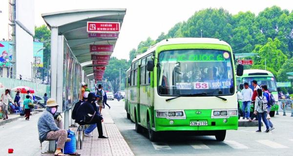 Năm 2017, TP.HCM sẽ áp dụng vé xe bus điện tử
