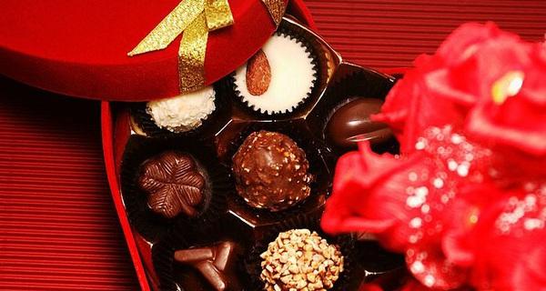 Tin vui này cho các cặp đôi đang làm nhiều hãng Chocolate phải méo mặt ngày Valentine