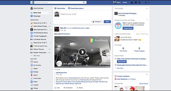 Ngày nào cũng vào Facebook, bạn có biết bảng tin được sắp xếp như thế nào?