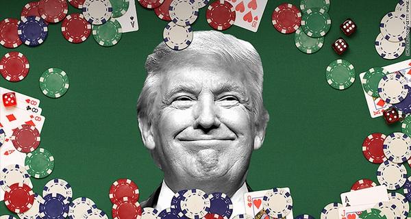 Tổng thống Trump đang khiến các con bạc toàn cầu hứng thú và những công ty cá độ phải đau đầu
