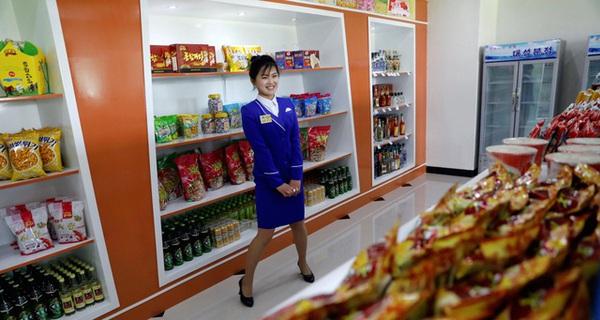 Khám phá cửa hàng tạp hóa ở quốc gia bí ẩn Triều Tiên
