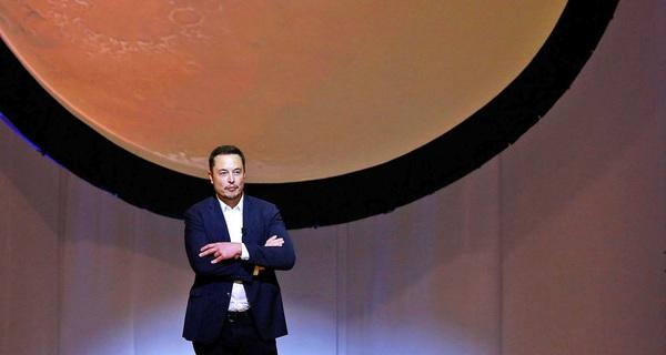 Elon Musk vừa trình bày kế hoạch đưa 1 triệu người lên Sao Hỏa