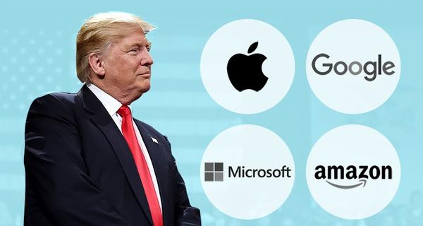 """Tổng thống Trump vừa gặp gỡ những CEO công nghệ """"sừng sỏ"""" nhất nước Mỹ"""