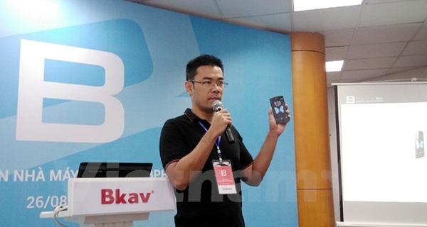 Công ty Bkav khẳng định Bphone 2 sẽ được ra mắt vào tháng Tám