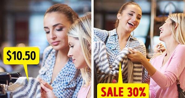 """8 mánh khóe """"móc túi"""" khách hàng mà chỉ khi bỏ việc nhân viên bán quần áo mới dám tiết lộ"""