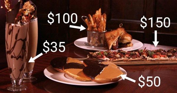 Có gì trong thực đơn dành riêng cho các triệu phú tại nhà hàng thịt nướng cổ nhất phố Wall?