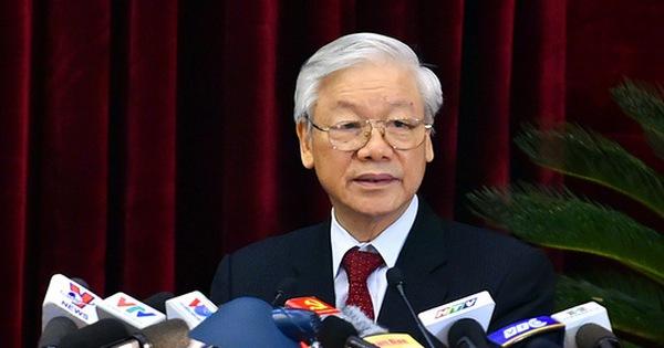 Toàn văn bài phát biểu bế mạc Hội nghị Trung ương 6 của Tổng Bí thư