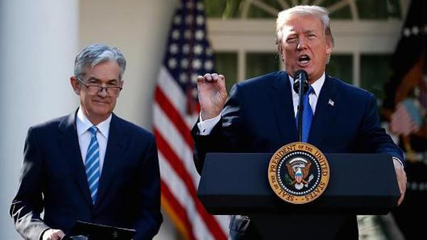 Tổng thống Donald Trump bổ nhiệm người thay thế Chủ tịch FED