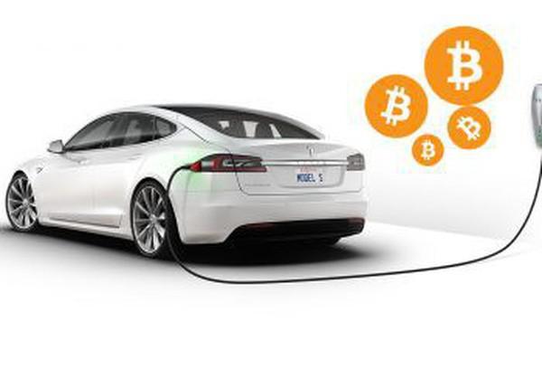 Đào Bitcoin tốn quá nhiều điện, anh chàng này đã nghĩ ra cách dùng điện chùa nhờ Tesla Model S