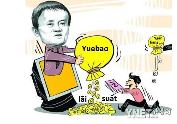 """Yuebao - Ví tiền trực tuyến """"tự đẻ ra tiền"""", quỹ thị trường tiền tệ lớn nhất thế giới và cuộc cách mạng tài chính của Jack Ma"""