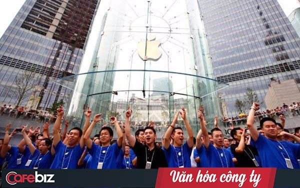 Vận hành bộ máy khổng lồ hơn 123.000 nhân viên nhưng Apple vẫn sáng tạo không ngừng, bí quyết nằm ở nét văn hóa này