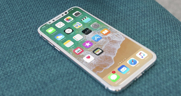 """Ngắm mô hình iPhone 8 """"sát sườn"""" tin đồn nhất"""