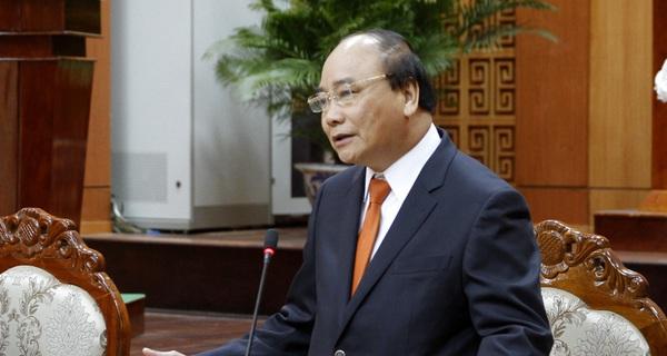 Thủ tướng yêu cầu 'kế hoạch 1, biện pháp 10, quyết tâm 20' trong năm mới