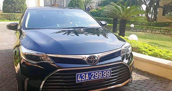 Đà Nẵng và Cà Mau trả lại xe sang cho doanh nghiệp